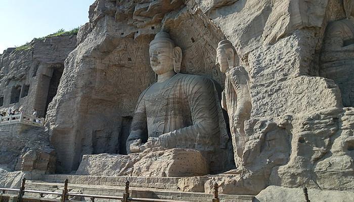 Çin - Yungang Grottoes