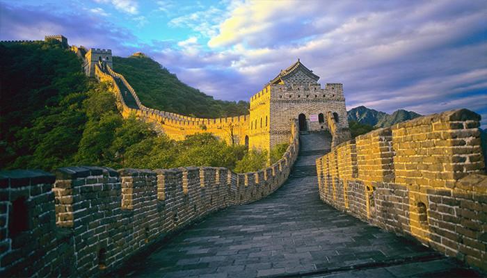 Çin - Çin seddi