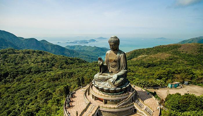 Çin - Büyük Buda