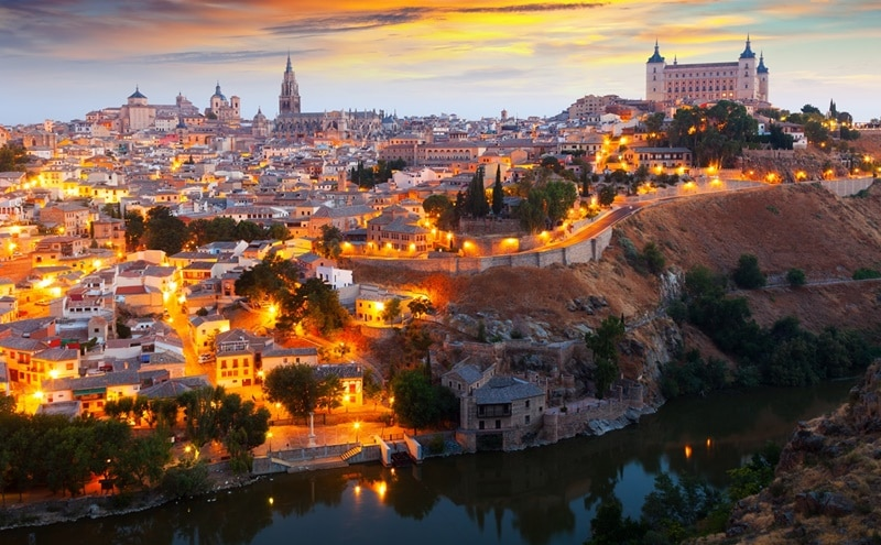 İspanya Yaz Aylarında Büyük İlgi Görüyor
