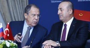 Bakan Çavuşoğlu Rusya Dış İşleri Bakanı ile Görüşecek mi 300x162
