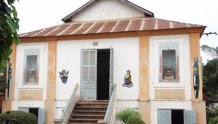 Benin - Etnografya Müzesi