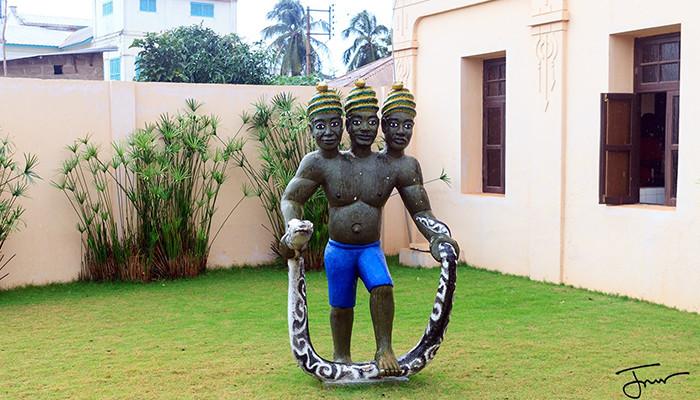 Benin - Zinsou Müzesi
