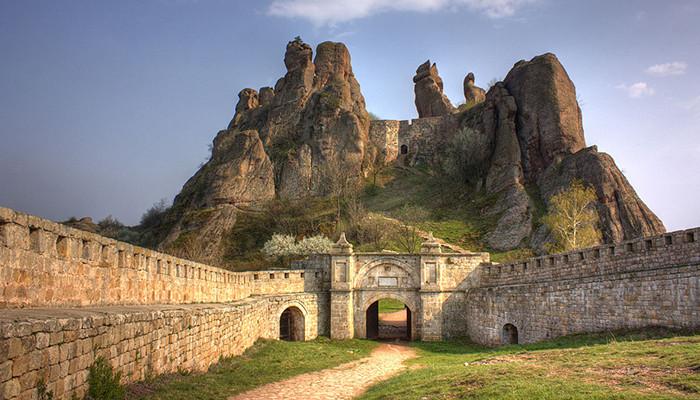 Bulgaristan - Belogradchik Kalesi
