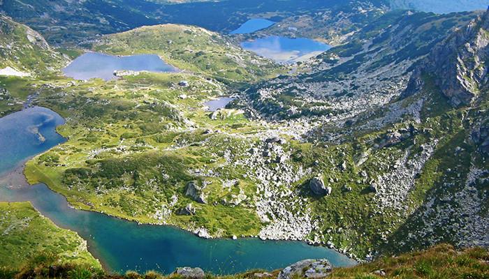 Bulgaristan - Rila Doğal Parkı