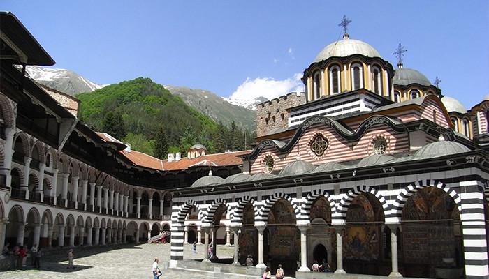 Bulgaristan - Rila Manastırı
