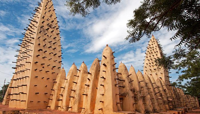 Burkina Faso - Bobo Dioulas Camii