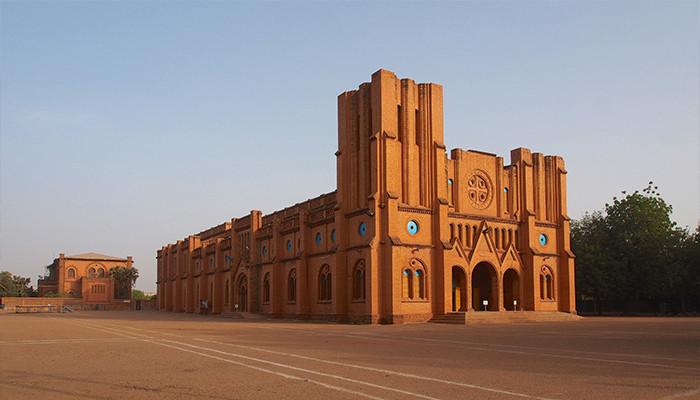 Burkina Faso - Ouagadougou Katedrali