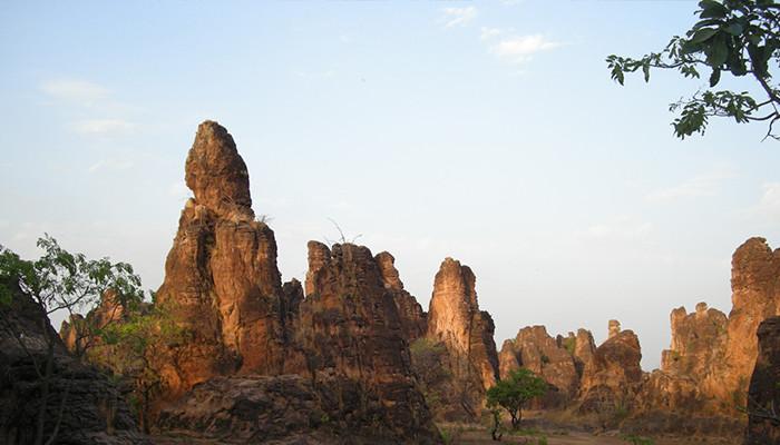 Burkina Faso - Sindou'nun Tepeleri
