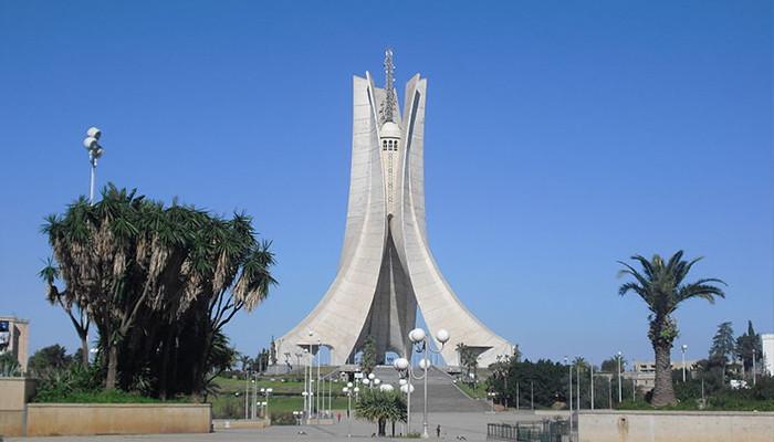 Cezayir - Şehit Anıtı