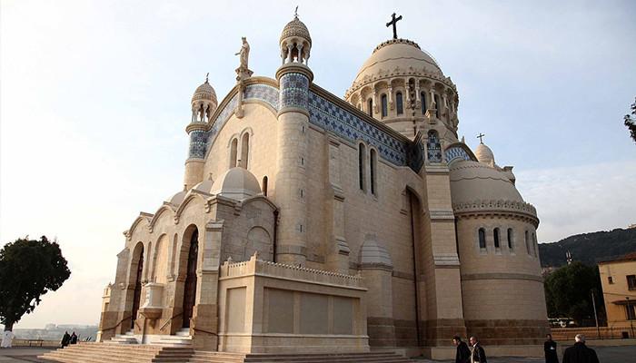 Cezayir - Afrika Notre Dame Katedrali