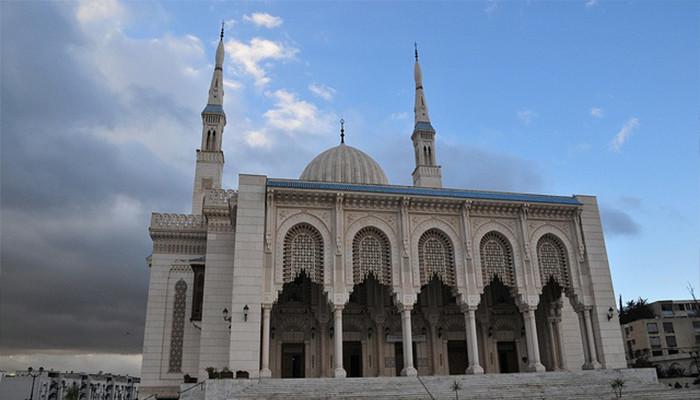 Cezayir - Emir Abdelkader Camii