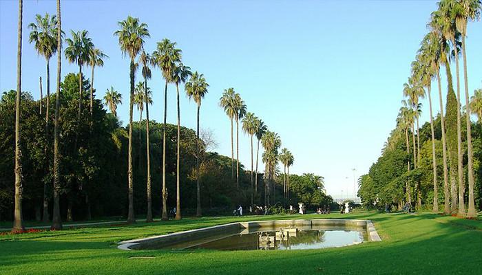 Cezayir - Hamma Bahçesi