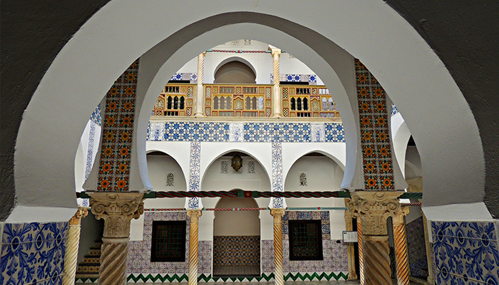 Cezayir - Rais Sarayı