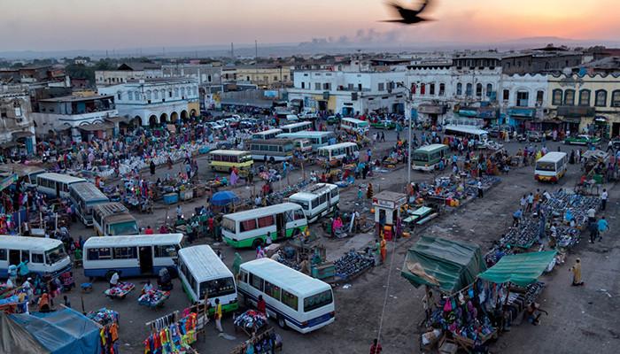 Cibuti - Cibuti Şehir Merkezi