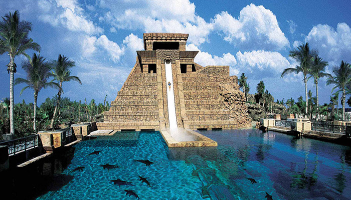 Dubai - Aquaventure Su Parkı