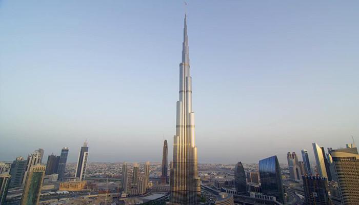Dubai - Burç Halife