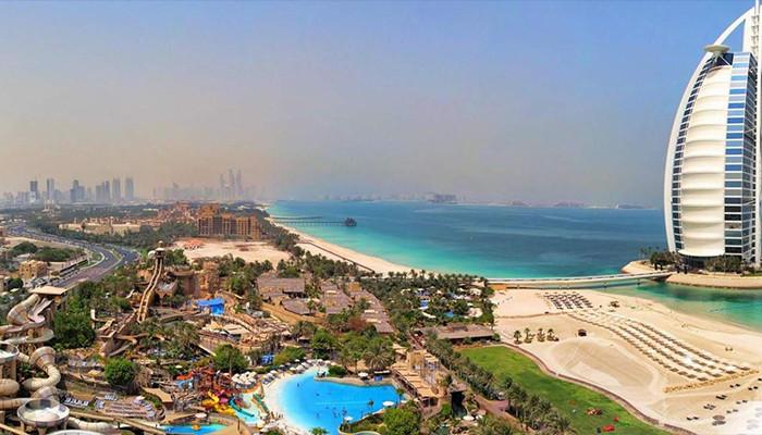 Dubai - Wild Wadi Su Parkı