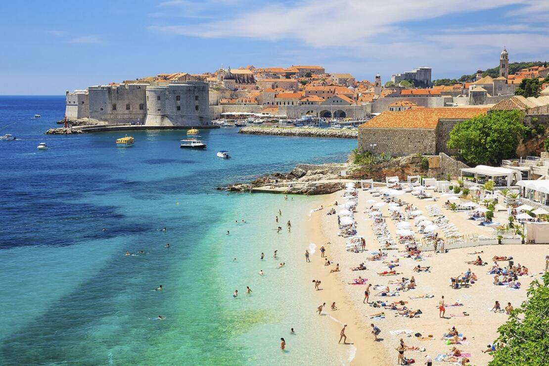 Dubrovnik'e uçuşlar yeniden başladı!
