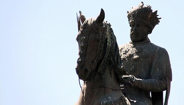 Etiyopya - 2.Menelik Meydanı
