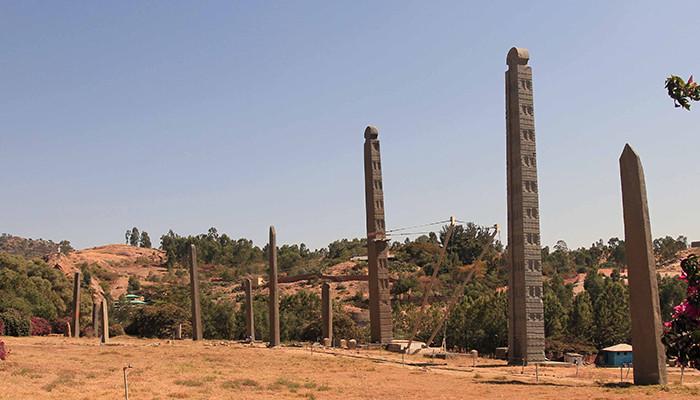 Etiyopya - Kuzey Stelae