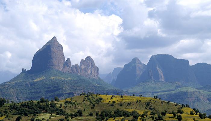 Etiyopya - Simien Dağları Milli Parkı