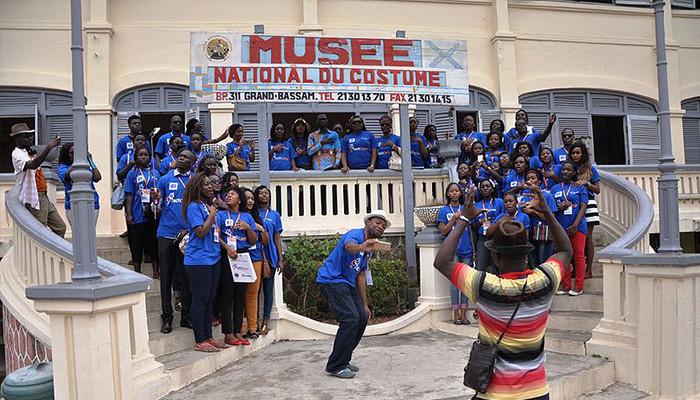 Fildişi - Ulusal Kostümler Müzesi
