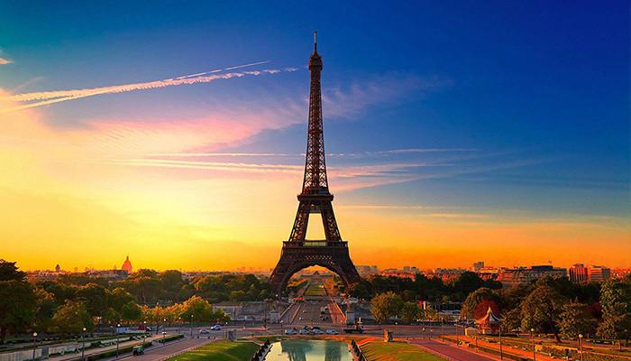 Fransa vizesi - Eyfel Kulesi
