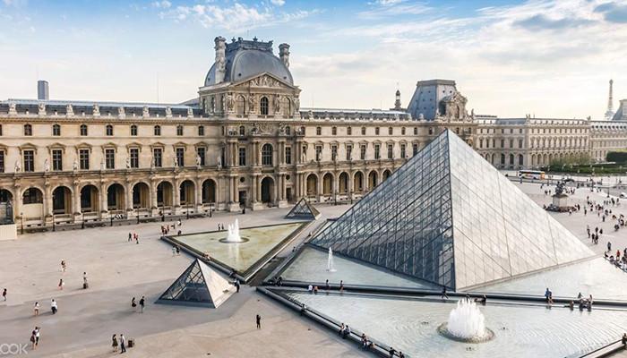 Fransa vizesi - Louvre Müzesi