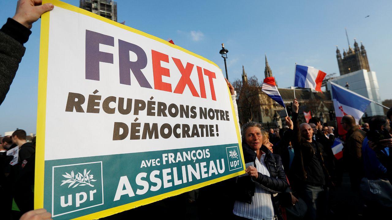 Brexit'tin ardından Fransa'da Frexit söylentileri güç kazandı!