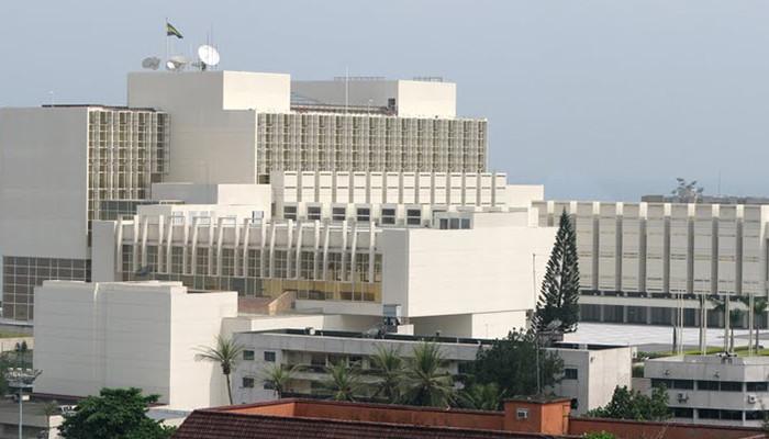 Gabon - Başkanlık Sarayı