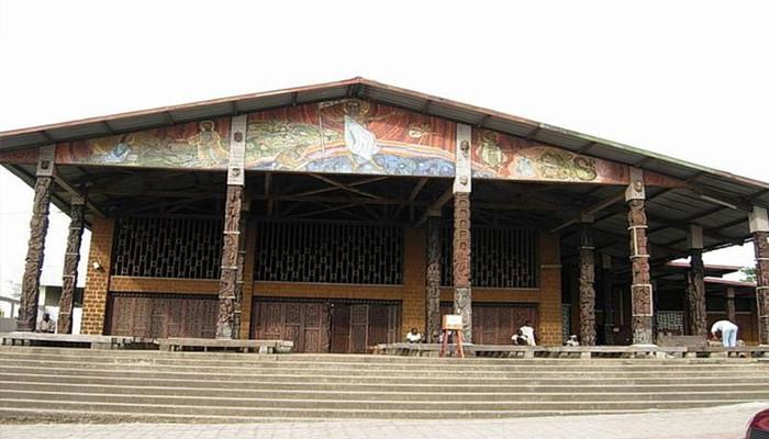 Gabon - St-Michel Libreville Kilisesi
