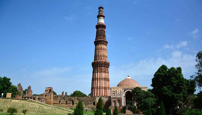 Hindistan - Qutub Minar