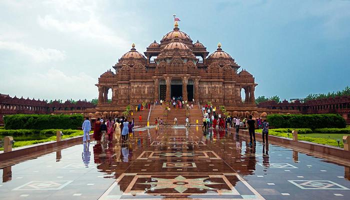 Hindistan - Swaminarayan Akshardham