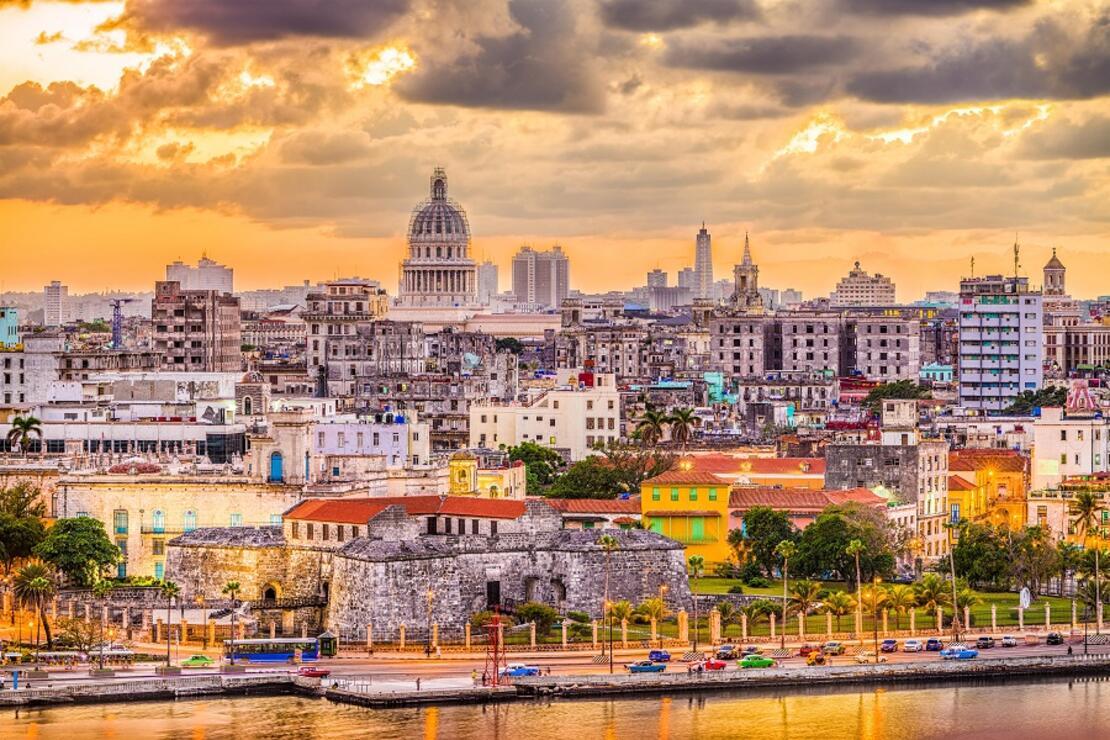 Sıra Dışı Ülke Küba İlgi Görüyor