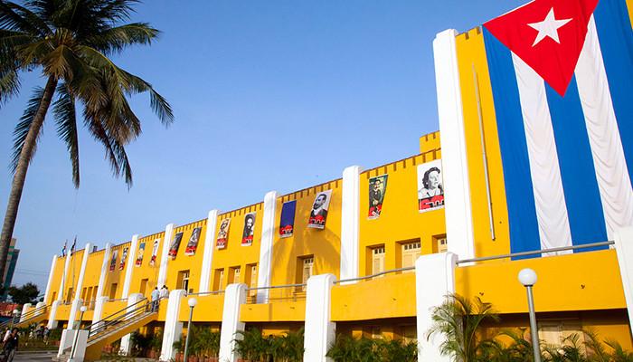 Küba - Moncada Kışlası