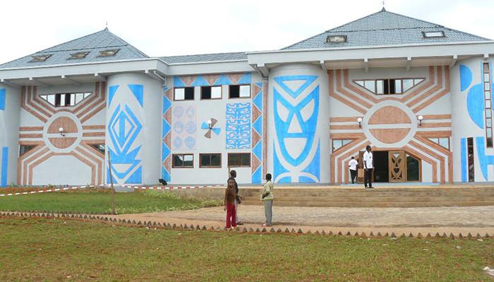 Kamerun - Medeniyet Müzesi