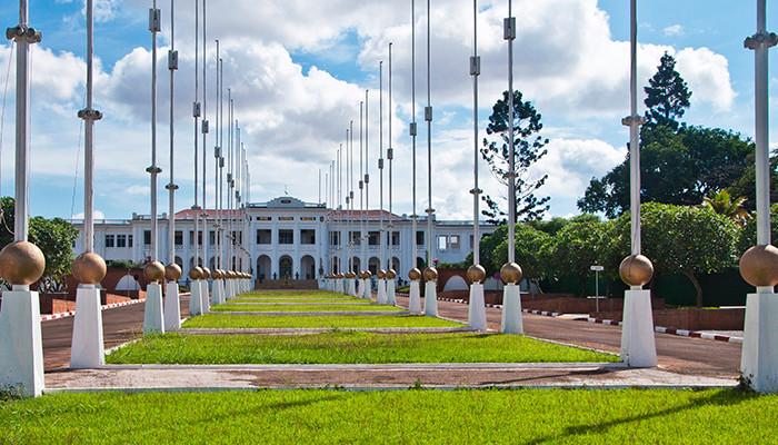 Kamerun - Yaounde Ulusal Müzesi