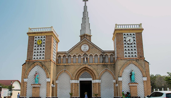 Kongo - Brazzaville Katedrali