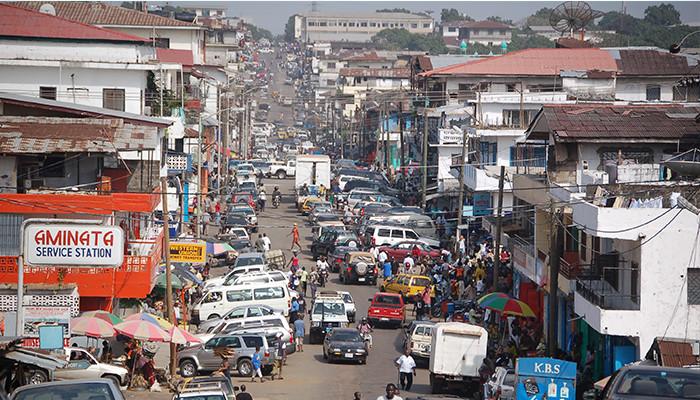 Liberya - Monrovia