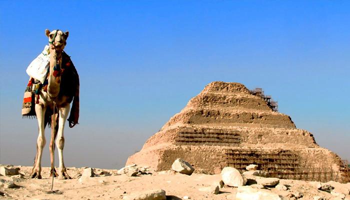 Mısır - Djoser Piramidi