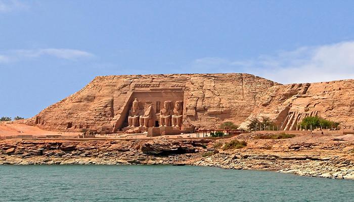 Mısır - Ebu Simbel Tapınağı