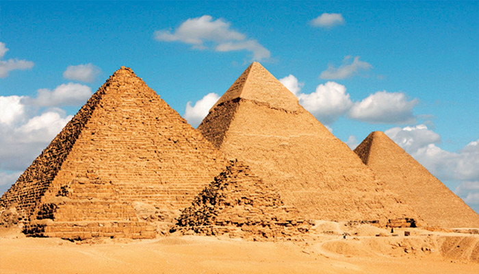 Mısır - Keops Piramidi