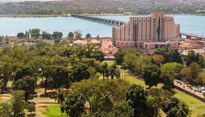 Mali - Bamako Şehir Merkezi