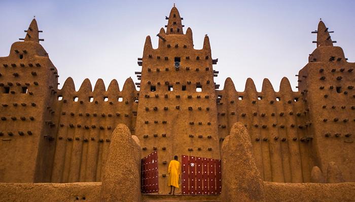 Mali - Djenné Büyük Camii