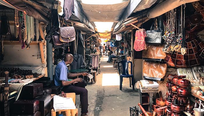 Nijerya - Lekki Pazarı