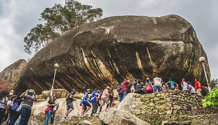 Nijerya - Olume Kayası