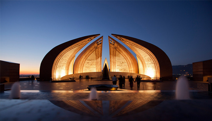 Pakistan - Pakistan anıtı