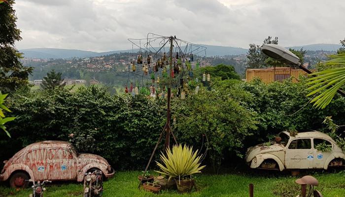 Ruanda - Sokak Sanatları