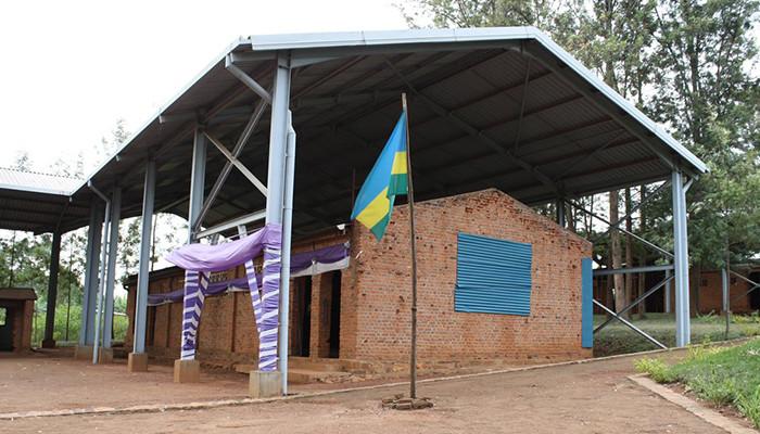 Ruanda - Ntarama Kilisesi